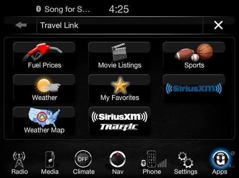 2014 2018 Jeep Cherokee Gps Uconnect Navigation 8 4an Ra4 Radio Upgrade Gps Navigation Radio Uconnect