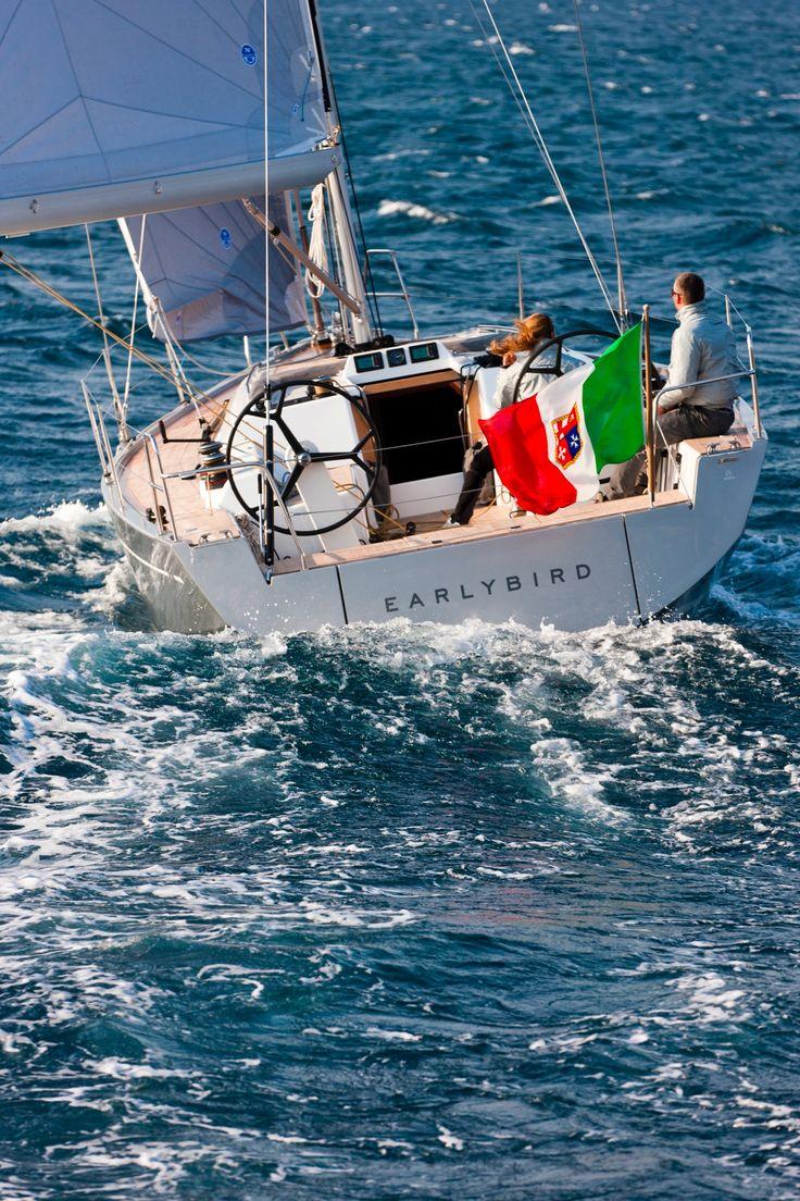 Solaris 37 - Sailing