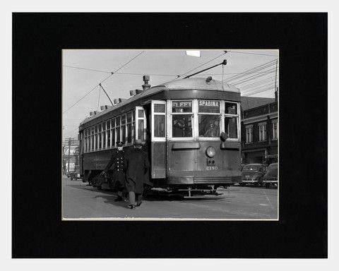 Spadina Avenue, 1943