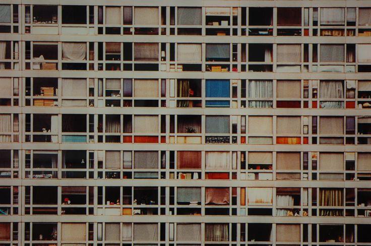 Andreas Gursky Detail from Paris Montparnasse 1993