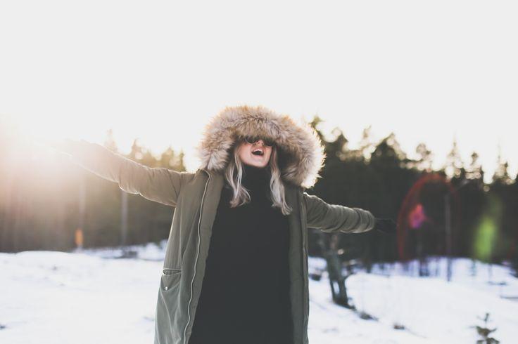 Retkeilyä ja treffeilyä // Elizaveta