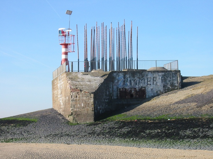 Vlissingen Wind Organ / Bunker
