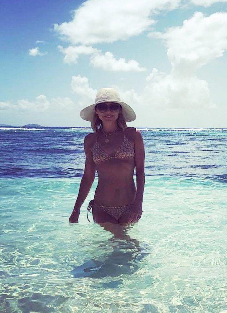 Come forum kelly ripa bikini body question