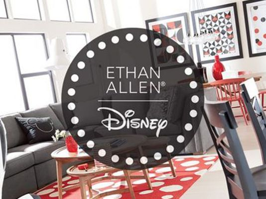 10 Must Haves From The New Ethan Allen Disney Furniture Collection   The  Main Street Mouse