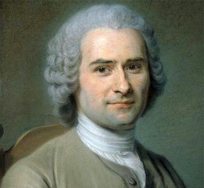 Maurice Quentin De La Tour Jean-Jacques Rousseau 1753