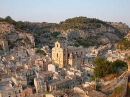 Modica - a little town famous worldwide for its chocolate