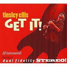 Get It Tinsley Ellis Audio CD