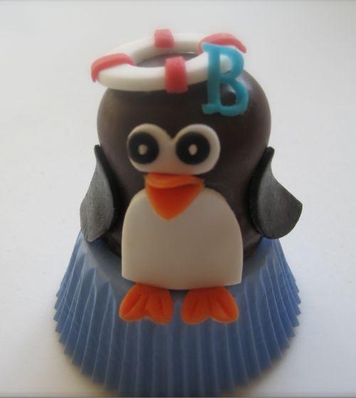 Pinguins zwemdiploma B