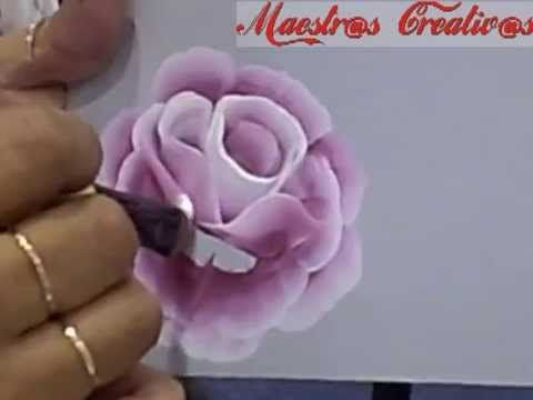 Susan Scheewe (Watercolor and Acrylic Painting Quick and Easy ) 4 - YouTube