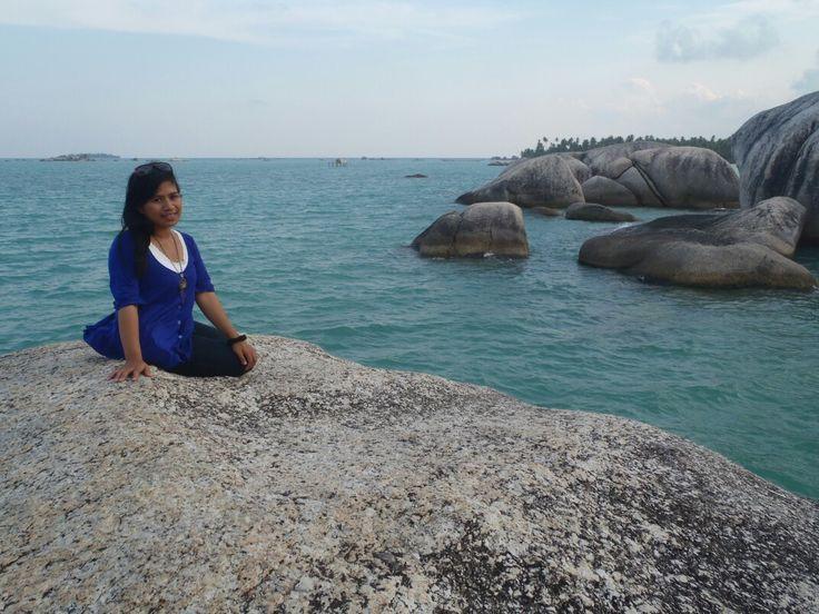 At Batu Kasah beach@NatunaIsland