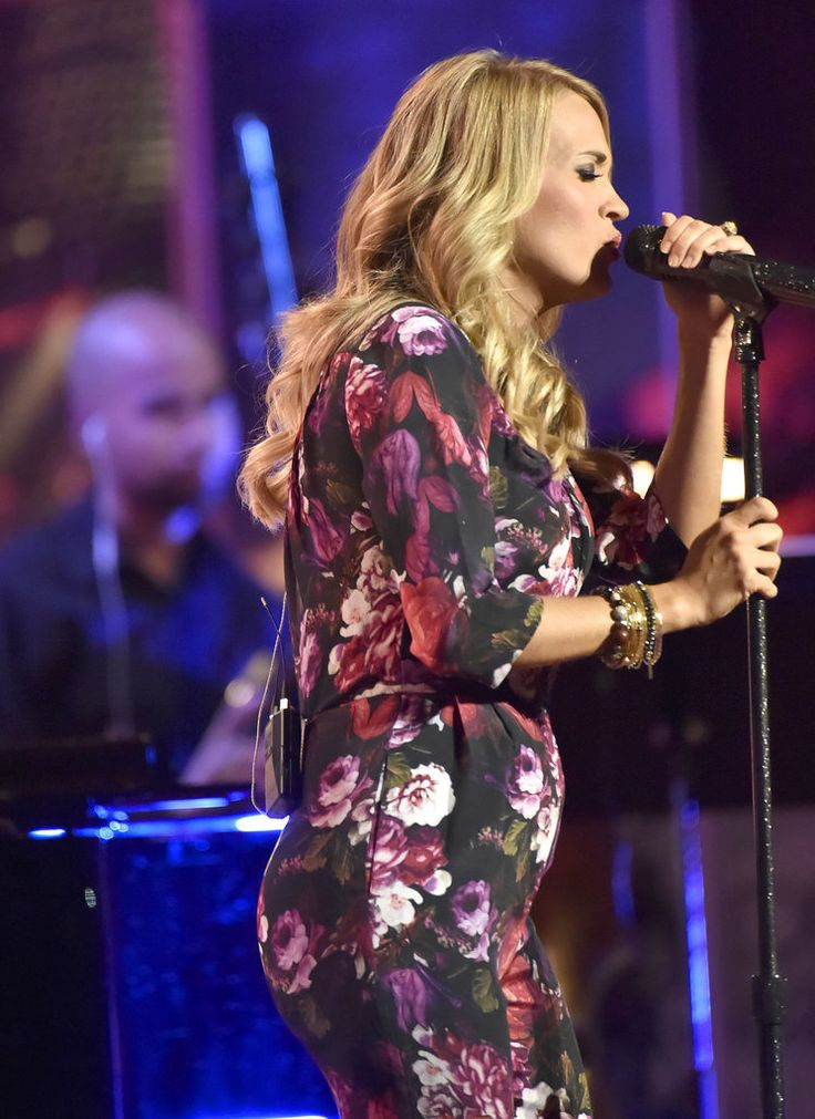 Pregnant Carrie Underwood has yet to reveal her due date but there are a few clues to consider Heres when the country singer is most likely due with her