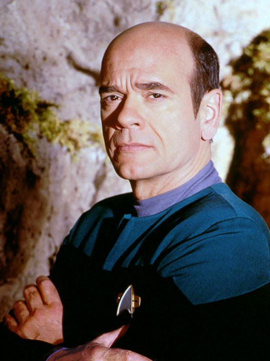 Star Trek: Voyager - Robert Picardo as The Doctor: The first Doctor I was ever obsessed with. :D