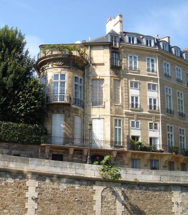 59 best images about tour ronde on pinterest bretagne manche and lavender fields - Hotel ile saint louis ...