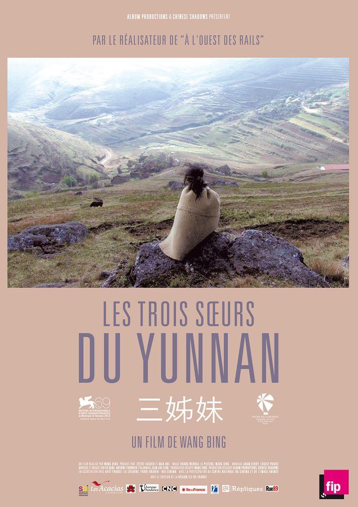 Les Trois soeurs du Yunnan est un film de Wang Bing avec . Synopsis : Trois jeunes sœurs vivent dans les montagnes de la Province du Yunnan, une région rurale et isolée, loin du développement des villes. Alors que leur p