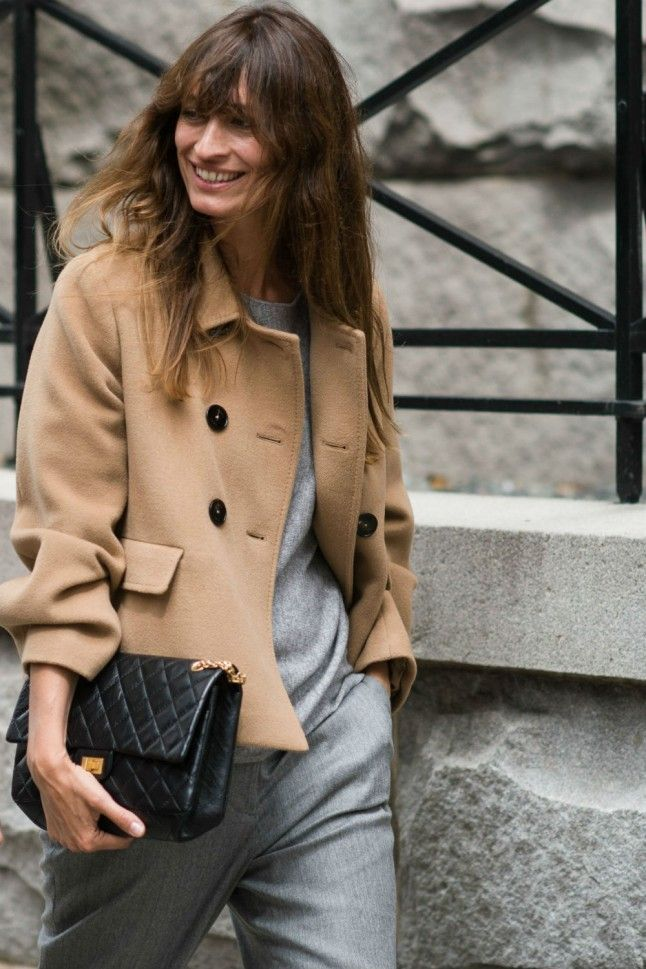 C'est Tres Chic! The Ultimate Parisian Style Guide | Marie Claire