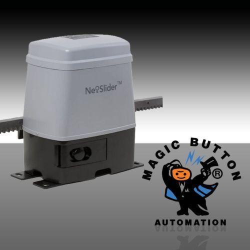 ATA Sliding Gate Motor NES 24v Neo Slider Operator Rated 250kg by magicbuttonman