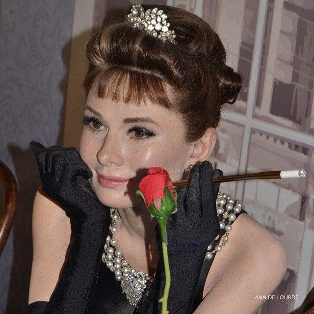 Audrey Hepburn, Saturday, 27th July 2013, Madame Tussauds London, London, United Kingdom.