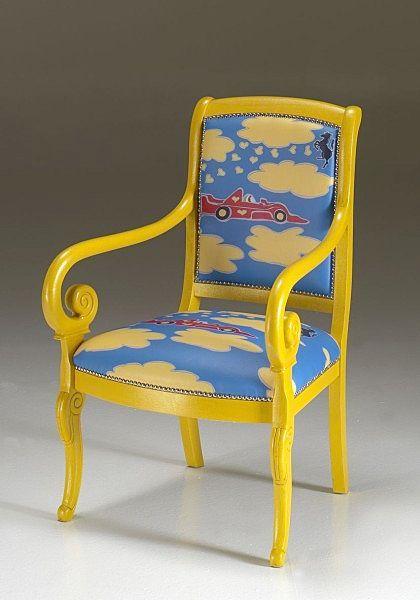 pop art armchair by francesco cuomo chaises et fauteuils pinterest fauteuils chaise. Black Bedroom Furniture Sets. Home Design Ideas