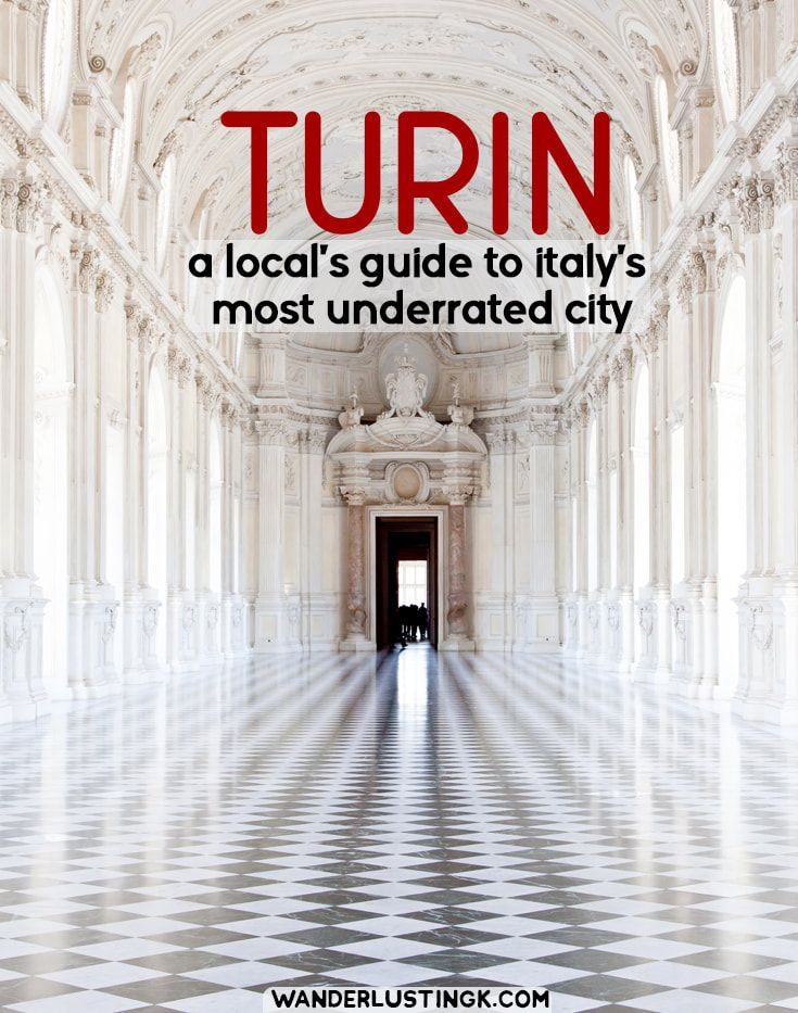 Visiting Northern Italy? Your guide to Turin, Italy's most underrated city, by a resident with the best things to do in Turin Italy. #Turin #Travel #Italy #Torino #Europe