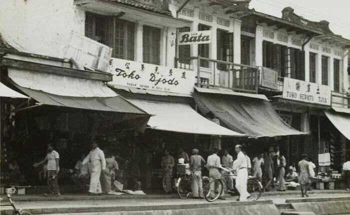 Pasar senen 1956 1960