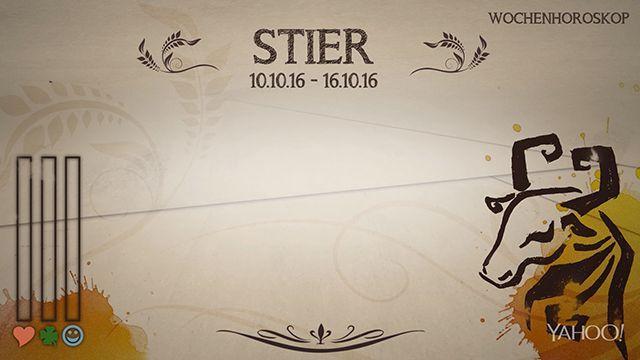 Wochenhoroskop: Stier (KW 41 - 2016) - So stehen deine Sterne Kinder Wochen vom 10. - 16.10.2016 #Horoskop #Stier #Liebe #Gesundheit #Job