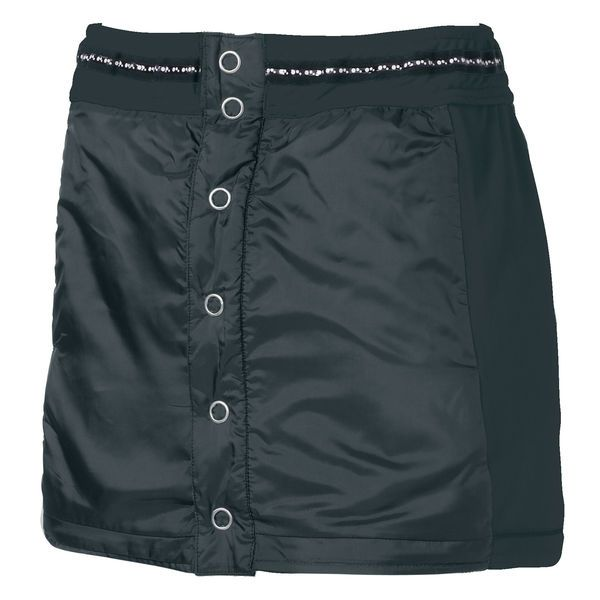 Brooks Adapt Reversible Skirt: quad-warming running skirt