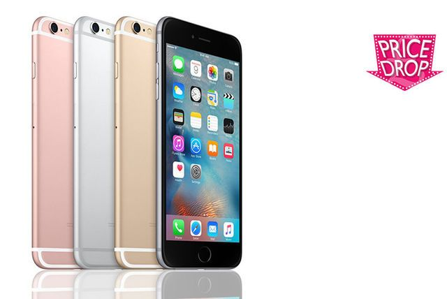 16 or 64GB iPhone 6s - 4 Colours!