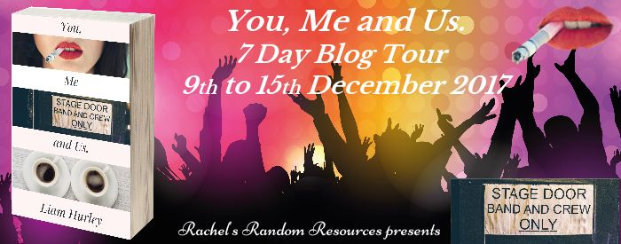 #BlogTour #Review ~ You, Me and Us by Liam Hurley @LjHurleyWriter @rararesources #Giveaway