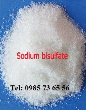 natri bisunphat, natri hydro sunphat, Sodium hydrogen sulfate, Sodium bisulphate, sodium bisulfate, NaHSO4