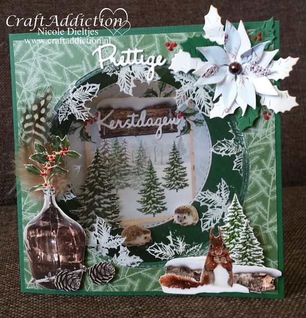 Christmas Nature CraftEmotions