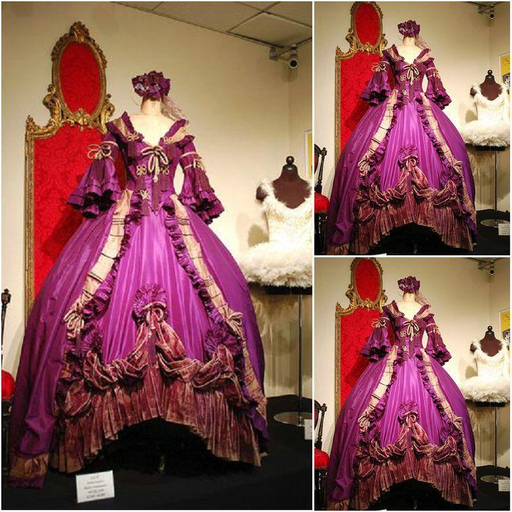 Freeship! Klant gemaakt Luxs Wit Vintage kostuums Victoriaanse Jurken 1860 s Scarlett Burgeroorlog Halloween jurk US4-36 C-888 €236,62