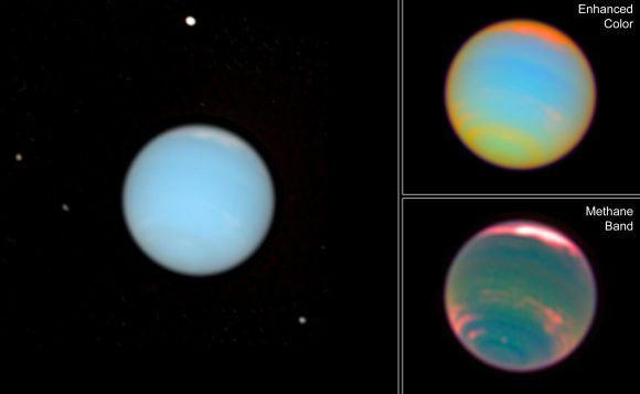Neptune and Moons