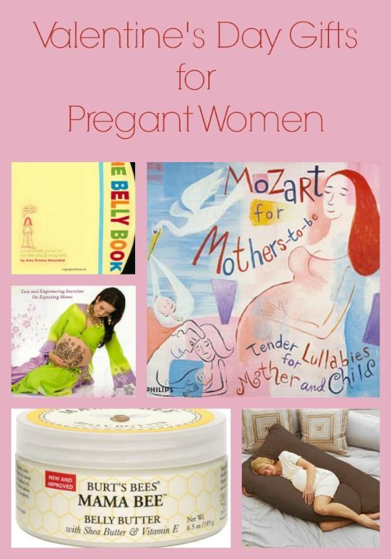 Valentine's Day Gifts for Pregnant Women
