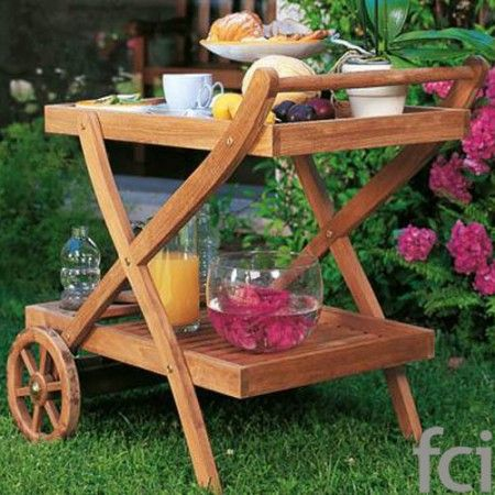 Theo #Serving_Cart by #Unopiu starting from £230. Showroom open 7 days a week. #fcilondon #furniture_showroom_london #furniture_stores_london #Unopiu_garden_furniture #Unopiu_outdoor_furniture #Modern_Outdoor_Furniture