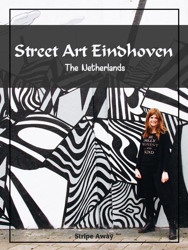 Ben jij fan van street art dan is Eindhoven your place to be. Een stad vol gave street art en voor ieder wat wils.