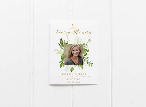 11 best Funeral Program Templates images on Pinterest Funeral - 35 printable obituary