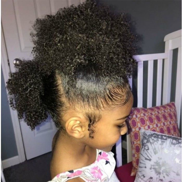 15 Cute Curly Hairstyles For Kids Kids Curly Hairstyles Hair Styles Curly Hair Styles Naturally