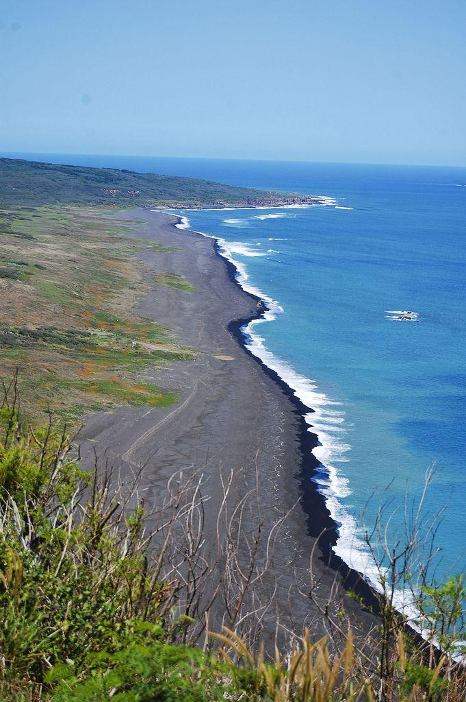 Iwo Jima main beach today | Travel Destinations/Historical ...