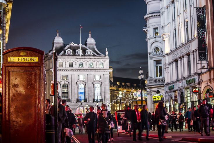 Piccadilly Circus-London | Flickr - Photo Sharing!