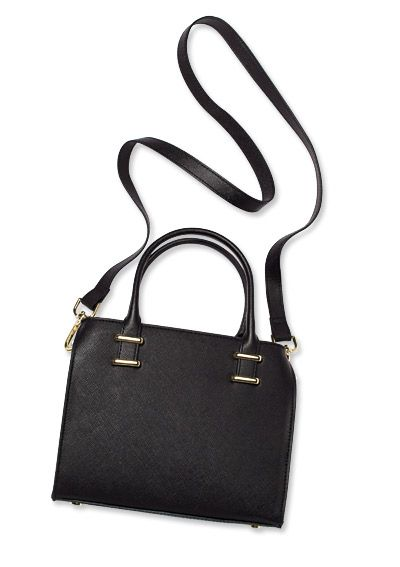 Shop 17 Black-and-White Pieces - H&M Bag from #InStyle