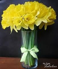 daffodil-centrepieces - Google Search