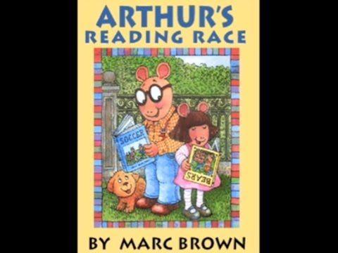 Living Books Arthur's Reading Race (Read to Me Version)
