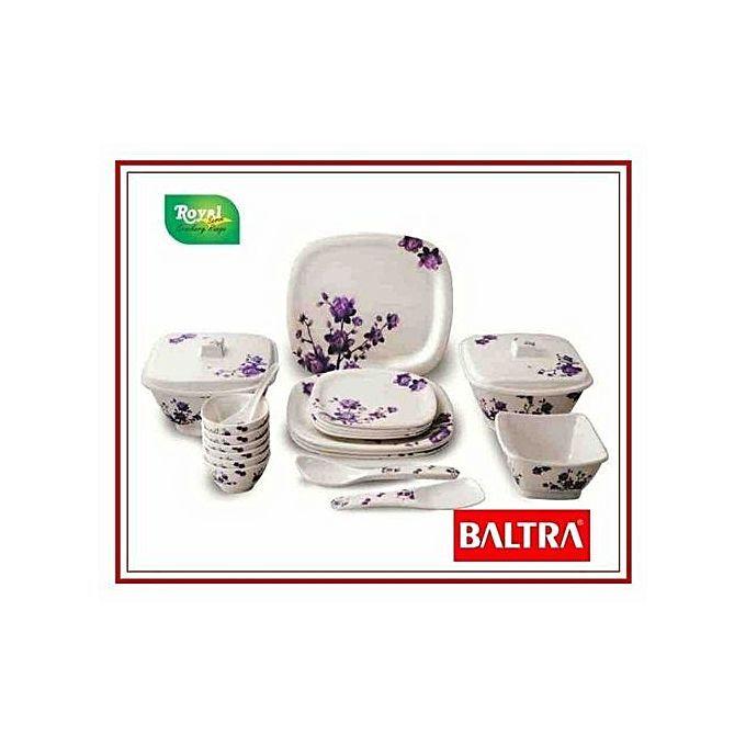 Buy Baltra Venesa 40 Pcs Dinner Set Online at Best Price in Nepal   Daraz Nepal