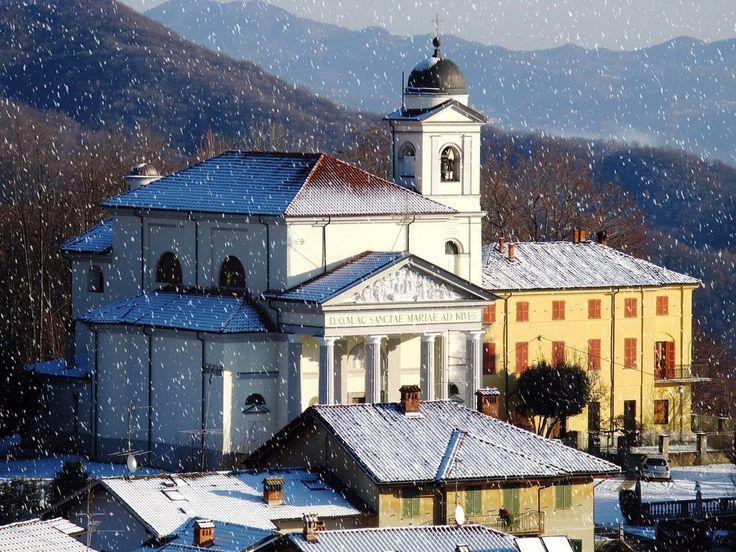 Madonna della neve Santuario