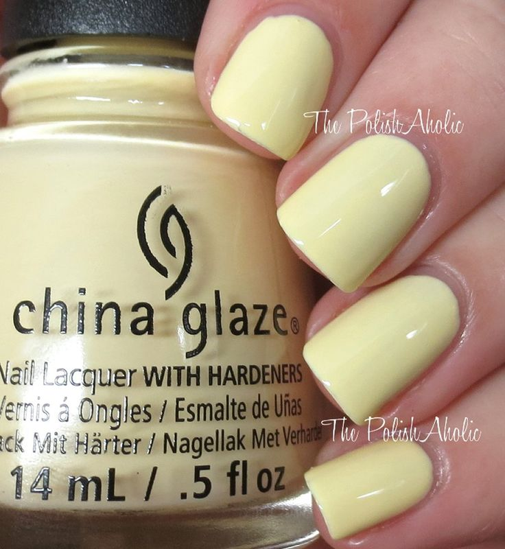 7 best Nailed It: Polishes: Yellows images on Pinterest | Yellow ...