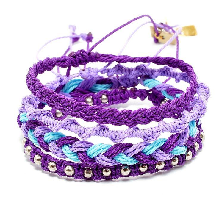 BRACELETS SETS. macrame bracelets, makrama bransoletki