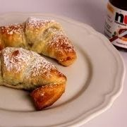 Nutella Croissants Recipe - Laura in the Kitchen - Internet Cooking Show Starring Laura Vitale