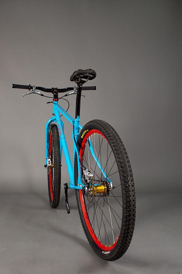 Pereria Cycles Eric's 29er...