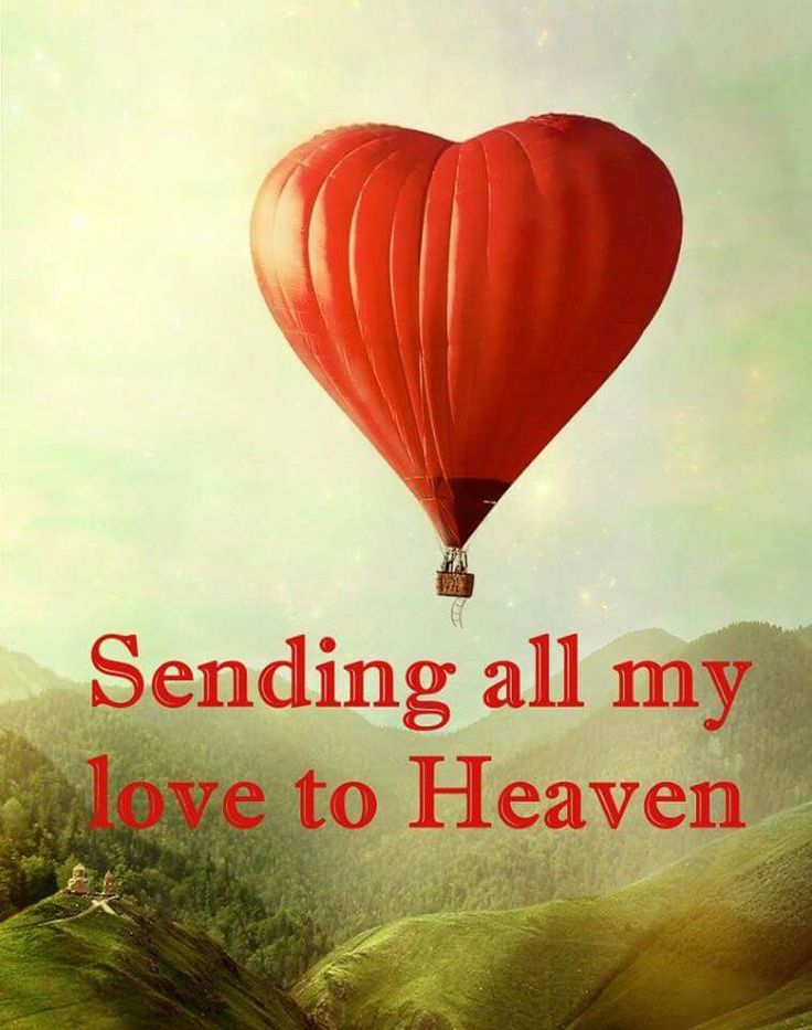 Sending all my love to Heaven to you Son...