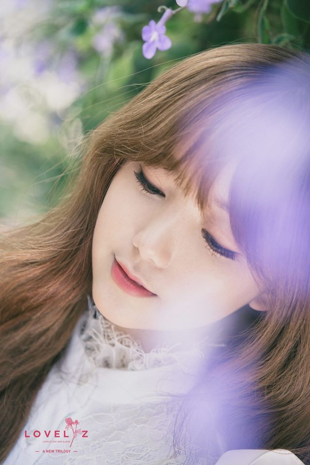 [#Lovelyz] #러블리즈 #A_New_Trilogy  #Teaser #PHOTO #케이 #Kei #20160425